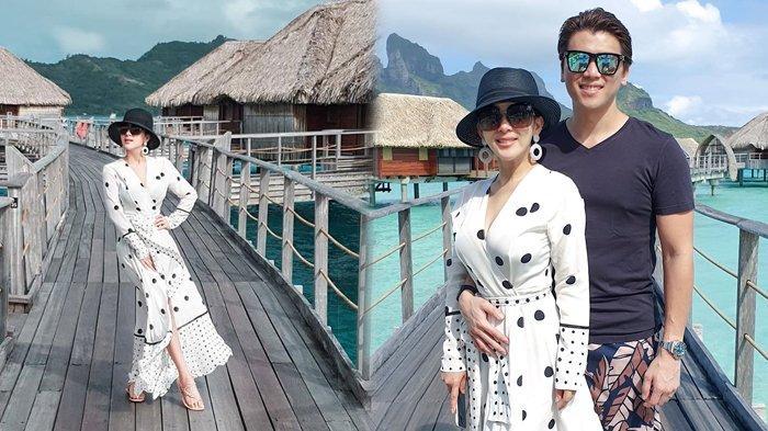 Syahrini Dikabarkan Hamil, Istri Reino Barack Kerap Pakai Baju Oversized, 3 Sweater Mahal Jadi Bukti