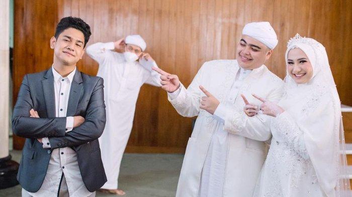 Heboh Postingan Syakir Daulay Cari Vendor Dekorasi Pernikahan, Komentar Ameer Azzikra Disorot