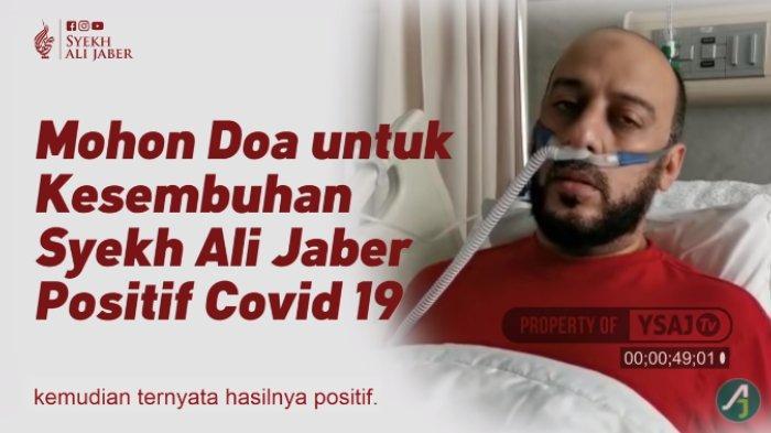 Syekh Ali Jaber umumkan diri positif Covid-19