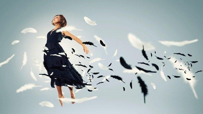 Tafsir & Arti Mimpi Terbang, Berhasrat Membebaskan Diri ...
