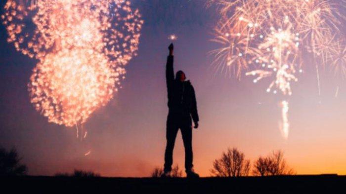 Daftar Lengkap Kartu Digital Selamat Tahun Baru 2019 Bentuk Gif Gambar Bergerak Share To Wa Fb Tribunstyle Com