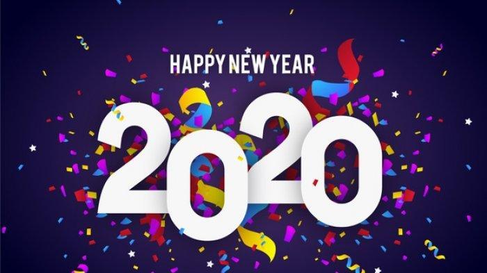 Kumpulan Ucapan Selamat Tahun Baru 2020 Dalam Bahasa Inggris Beserta Artinya, Bisa Dibagi di WA & IG