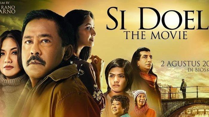 Trailer Jadi Trending di YouTube, Berikut Sinopsis 'Si Doel the Movie', Akankah Doel Bertemu Sarah?