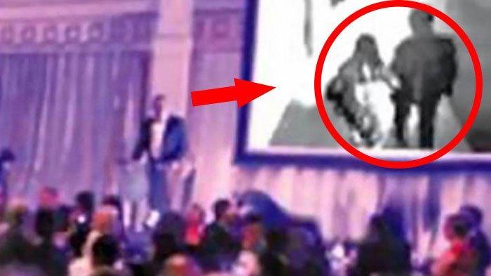 Tak Terima Diselingkuhi, Mempelai Pria Putar Video Selingkuh Mempelai Wanita di Pesta Pernikahan!