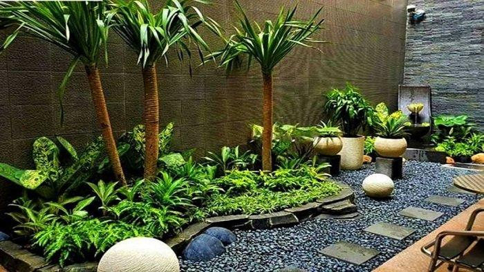 Tips Ciptakan Taman di Rumah yang Murah Meriah