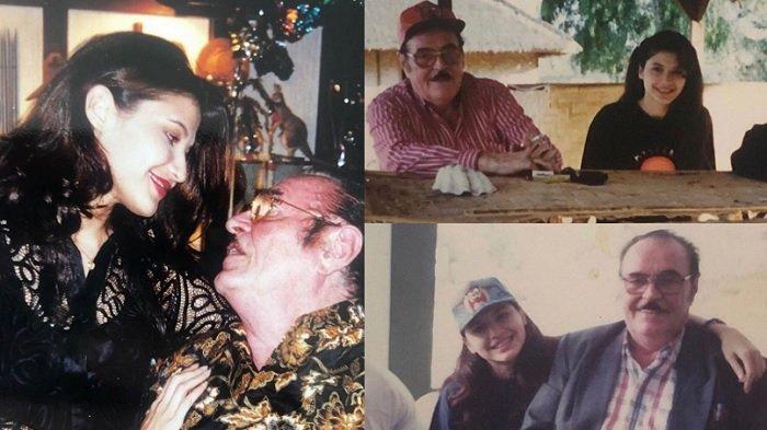 Curhat Sedih Tamara Bleszynski, Ayahnya Sudah Meninggal 19 Tahun Lalu tapi Masih Saja Ditagih Utang