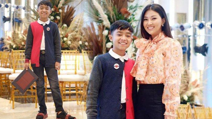 Tampil di Fashion Show Bareng Sarwendah, Betrand Peto Putra Ruben Onsu Pakai Outfit Seharga Motor!