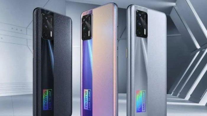 Realme GT Master Edition, Ponsel Canggih Dengan Fitur Ekspansi RAM Hingga 19GB