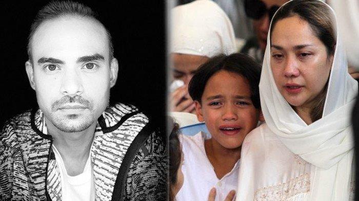 Sahabat Ungkap Keinginan Ashraf Sinclair yang Belum Tercapai, Rencana Suami BCL Sebelum Meninggal