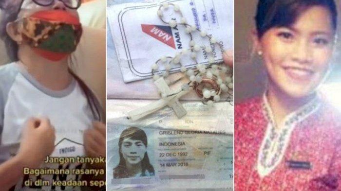 POPULER Pramugari Grislend Korban Sriwijaya Air SJ 182 Pulang ke Rumah Pakai Baju Putih Lewat Mimpi