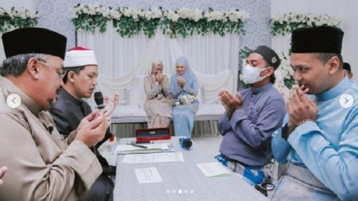 PUPUS Harapan Ijab Kabul Sekali Tarikan Napas, Mempelai Pria Malah Bilang 'Sah!', Mertua Tergelak