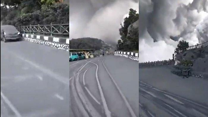 Gunung Tangkuban Perahu Erupsi, Ini Daftar 68 Gunung Api yang Masih Aktif di Indonesia, Waspada!