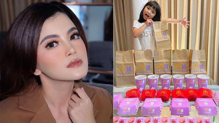 Beda dari yang Lain, Tania Putri Ogah Simpan Kemasan BTS Meal, Berniat Bagi-bagi ke Army, Tertarik?