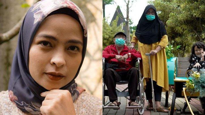 Orangtua Dinyatakan Sembuh dari Covid-19, Tantri Kotak Ucap Rasa Syukur: Setelah Sekian Lama