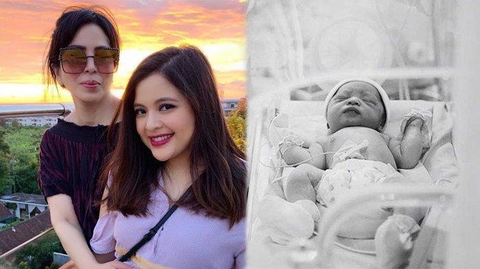 Tasya Kamila Melahirkan Anak Pertama, Ibu Mertua Ungkap Kebahagiaannya & Berikan Doa Ini