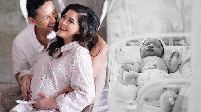 Potret Bahagia Tasya Kamila Bersama Sang Putra, Tatapan Randi Bachtiar ke Si Baby Curi Perhatian