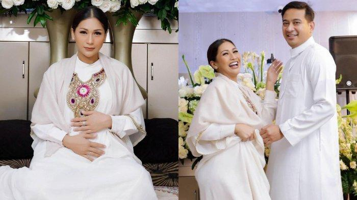Hamil 5 Bulan, Tata Janeeta Ngidam Minuman Tradisional, Istri Raden Brotoseno: Aku Emang Ndeso