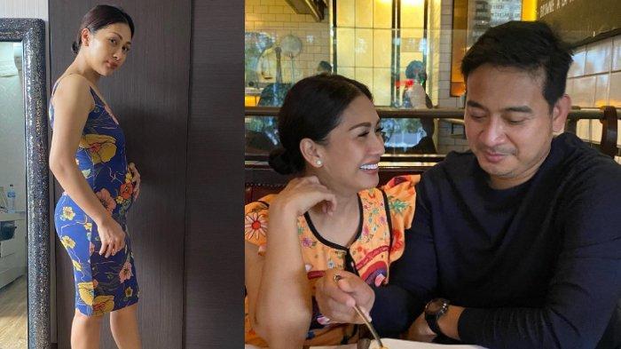 Tata Janeeta Pamer Foto Baby Bump, Raden Brotoseno Justru Protes Gegara Tingkah Usil Istri: Ya Allah