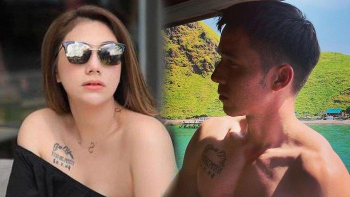 Celine Evangelista Ungkap Alasan Hapus Tato Couple dengan Stefan William, Tegas Bukan Karena Konflik