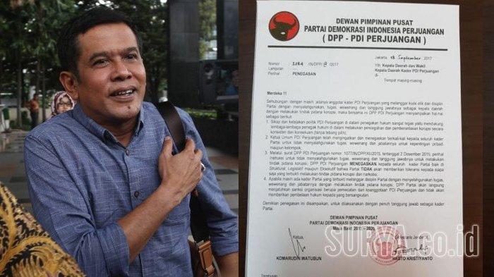 Bupati Nganjuk Terjaring OTT KPK - DPP PDIP Ungkap Reaksi dan Fakta Mengejutkan