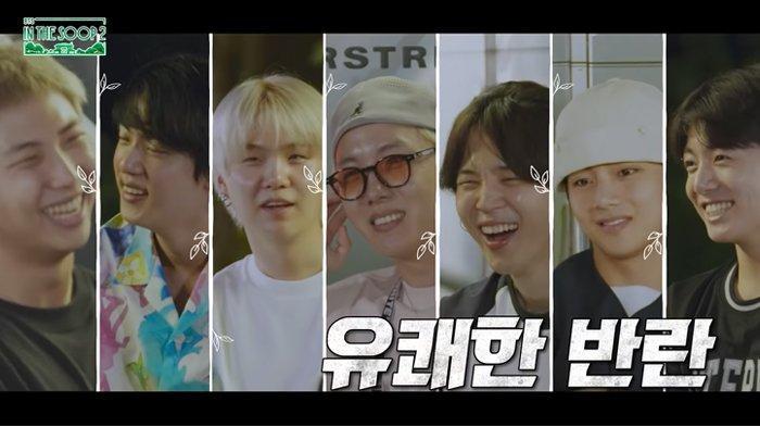Segera Tayang, BTS Ungkap Aturan untuk Bersenang-senang di In the SOOP Season 2, Tonton Cuplikannya