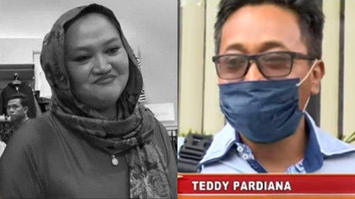 Teddy Pardiyana bantah kabar menikah lagi sepeninggal Lina Jubaedah