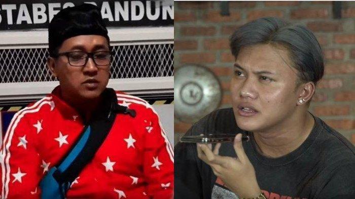 Teddy Pardiyana dan Rizky Febian