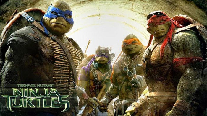 Sinopsis Teenage Mutant Ninja Turtles, Aksi Kura-kura Ninja Tumpas Kejahatan, Saksikan Malam Ini
