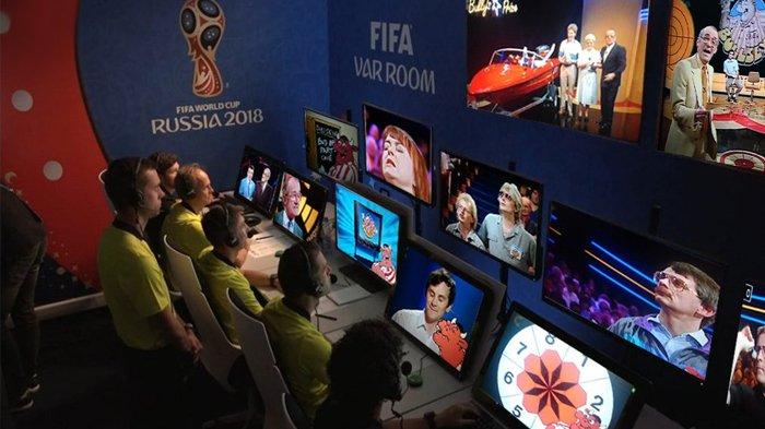 Para Bocah ini Parodikan Kotroversi Teknologi VAR Selama Piala Dunia 2018, Hasilnya Lucu Banget