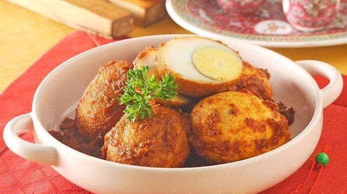 5 RESEP Masakan Balado, dari Bahan Telur, Terong, Ayam, Petai dan Cumi, Favorit Keluarga di Rumah