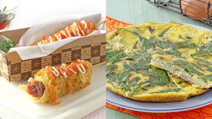 5 RESEP Olahan Telur, Menu Makan Malam Praktis yang Bisa Dimasak di Rumah, Hanya 30 Menit