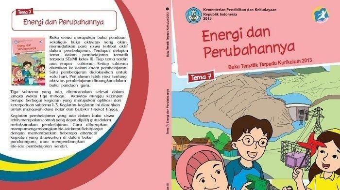 KUNCI JAWABAN Buku Tematik Tema 7 Kelas 3 SD, Halaman 5 7 8 dan 11, Pembelajaran 1 Subtema 1