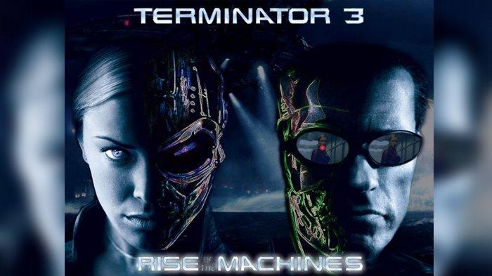 Sinopsis Film Terminator 3: Rise of The Machines, John Connor Harus Lawan Skynet, Saksikan Malam Ini