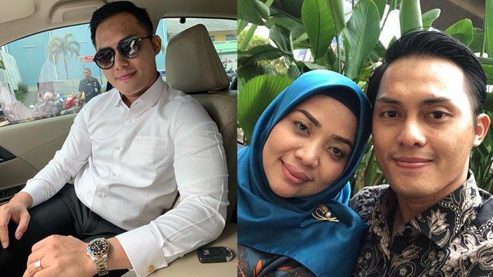 Ternyata Ini Pekerjaan Fadel Islami, Suami Berondong Muzdalifah yang Sempat Disinggung Feni Rose