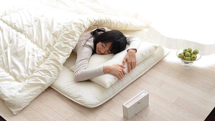 Tidur yang cukup dapat mencegah jerawat