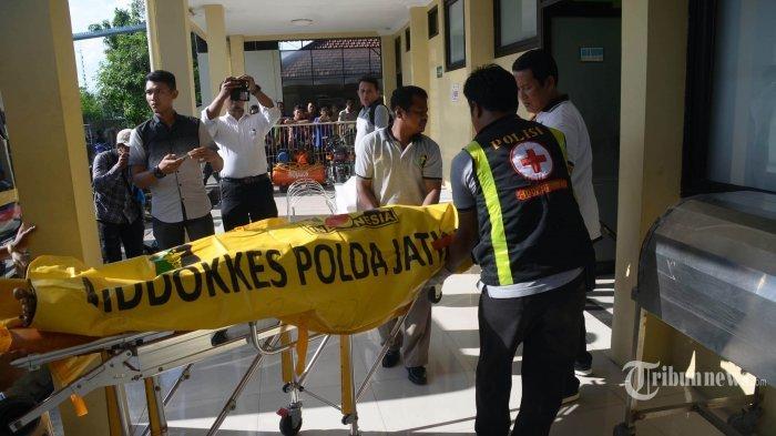Anak Pelaku Bom Bunuh Diri Mapolrestabes Surabaya Diakui Kakeknya, Tapi Ibunya Tidak, Polisi Dilema