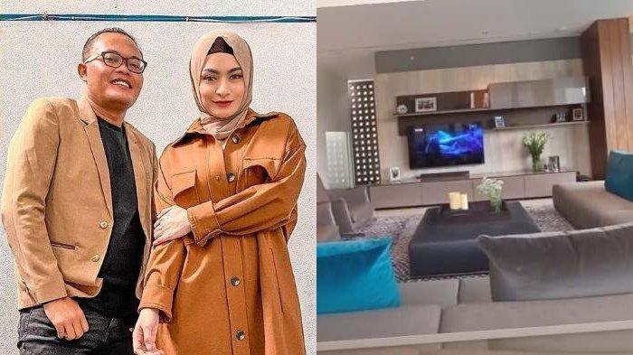POPULER Dituding Numpang di Rumah Sule, Ini Potret Mewahnya Kediaman Nathalie Holscher Bak Istana