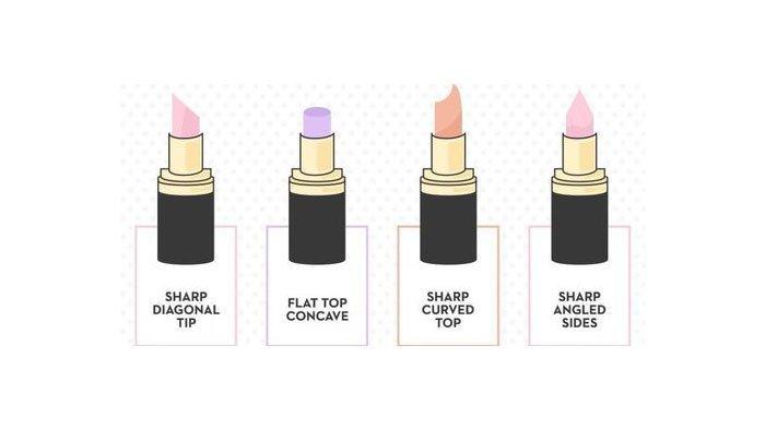 Tes Kepribadian dari Bentuk Ujung Lipstikmu, Ada 8 Bentuk untuk Ungkap Kepribadian Unikmu!