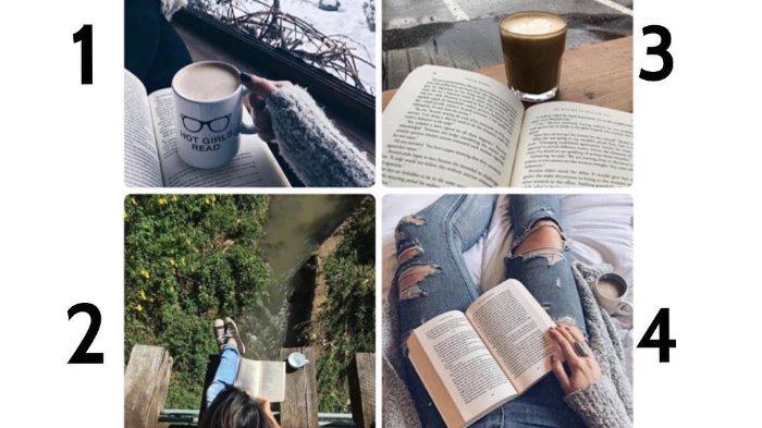 Tes Kepribadian, Karakter Seseorang Dilihat dari Pilihan Tempat Ternyaman Saat Membaca Buku