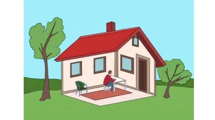 Tes Kepribadian - Di mana Orang Ini Duduk, di dalam atau di luar Rumah?