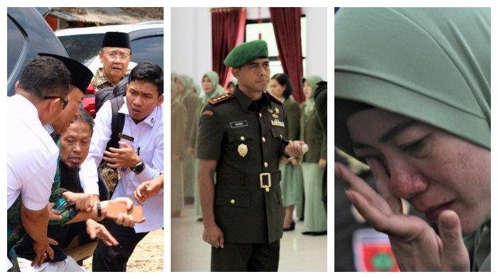 Baru 55 Hari Jadi Dandim, Begini Perasaan Kolonel Hendi Gelar Dicopot Gegara Istri Nyinyiri Wiranto