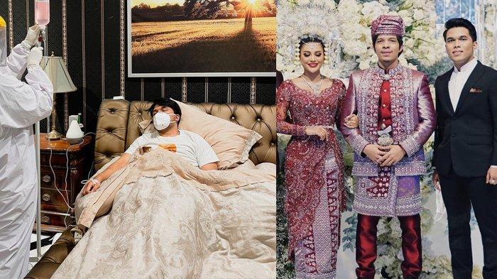 KENA Covid-19, Thariq, Adik Atta Bantah Tertular di Nikahan Aurel: Bukan dari Syukuran Nikah Kakak