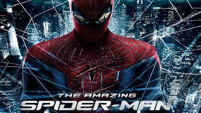 Film The Amazing Spider-Man.
