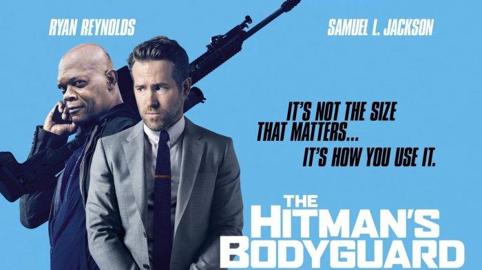 Film The Hitman's Bodyguard, tayang malam ini di Bioskop Trans TV.
