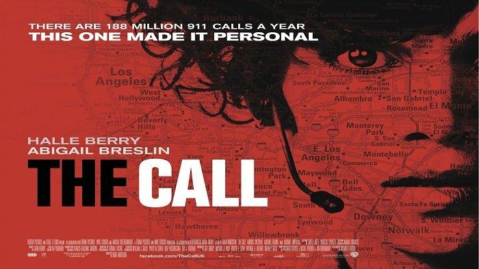 Poster film The Call, tayang malam ini di Bioskop Trans TV.