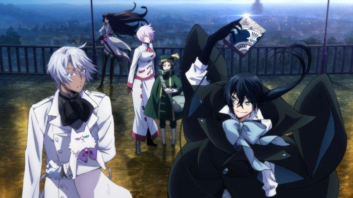 Link Nonton Anime The Case Study of Vanitas Episode 8 'Where Death Slumbers', Tayang di iQIYI