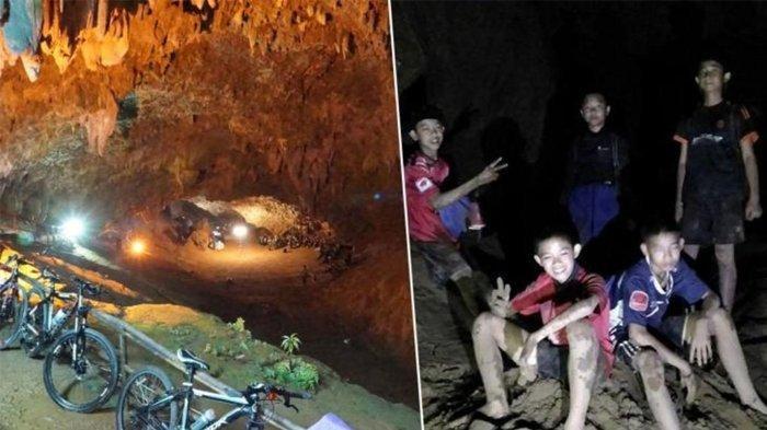 The Cave, Kisah Nyata Tim Sepak Bola Terjebak di Gua Siap Tayang di Indonesia, Simak Trailernya!