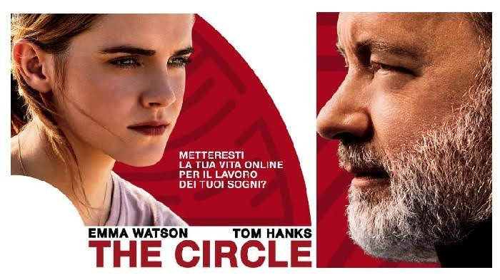 Poster film The Circle.