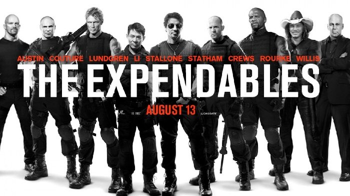 Sinopsis Film The Expendables, Bersatunya Para Bintang Laga Legendaris Demi Misi, Saksikan Malam Ini