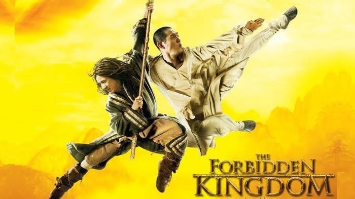 Sinopsis Film The Forbidden Kingdom, Terlempar di Kerajaan Masa Lalu Tiongkok, Saksikan Malam Ini